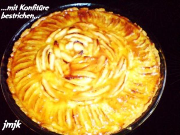 Französischer Apfelkuchen - Rezept - Bild Nr. 6