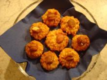 Marzipan - Mandel - Kekse... Resteverwertung... - Rezept