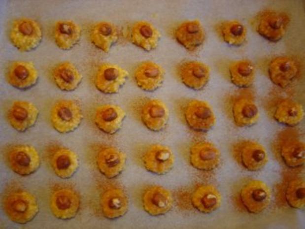 Marzipan - Mandel - Kekse... Resteverwertung... - Rezept - Bild Nr. 2
