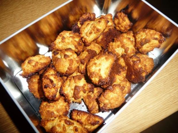 Marzipan - Mandel - Kekse... Resteverwertung... - Rezept - Bild Nr. 3
