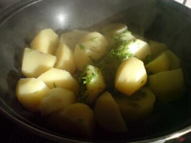 Rinderroulade mit Rosenkohl-Gemüse - Rezept - Bild Nr. 21