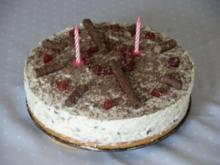 Amichelli-Kirsch-Torte - Rezept