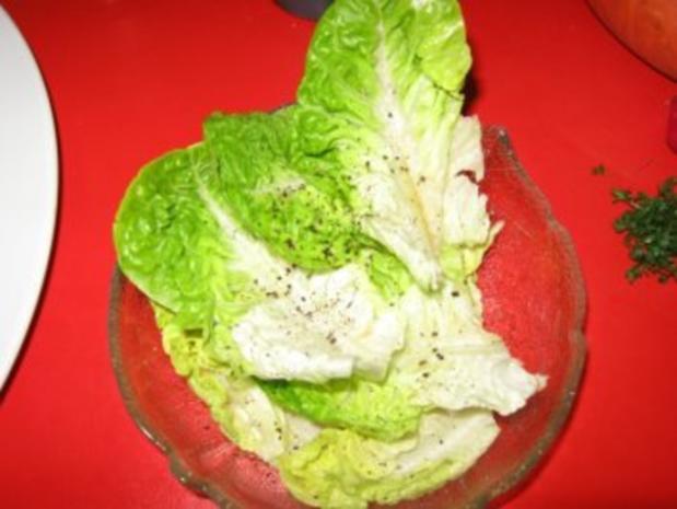 feine Pastetchen mit Gänsebrust u. Champignons - Rezept - Bild Nr. 4