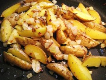 Western-Kartoffeln ... - Rezept