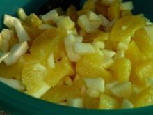 Apfel-Orangen-Salat - Rezept