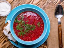 Barszcz (polnisch) Rote Beete suppe - Rezept - Bild Nr. 2