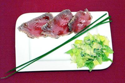 Blackened Tuna - Rezept