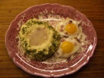 süß-saure Eier - Rezept