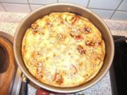 Tomaten-Zucchini Quiche - Rezept