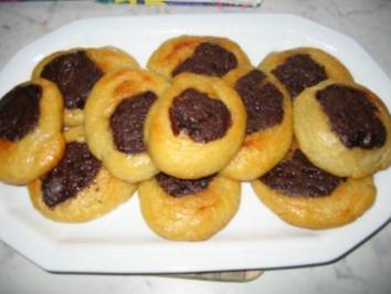 Rezept fur pfauenauge platzchen