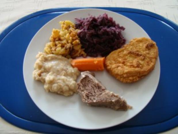Kartoffelschmarrn - Rezept