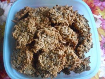 Rezept: Knusper Kekse