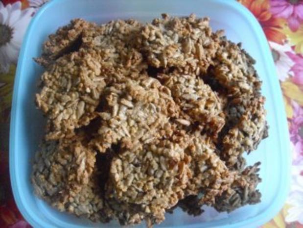 Knusper Kekse - Rezept