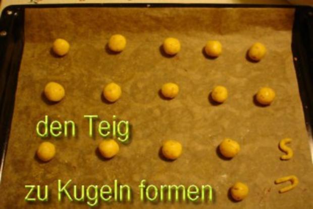 Gefüllte Sandkugeln - Rezept - Bild Nr. 2