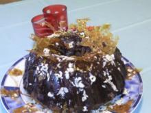 Marmorkuchen mit Kaffee und Karamell - Rezept