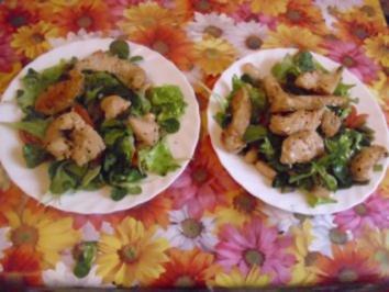 Gourmet-Bohnensalat - Rezept
