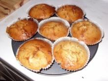 Karamell-Muffins - Rezept