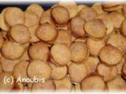 Plätzchen - Julplätzchen - Rezept