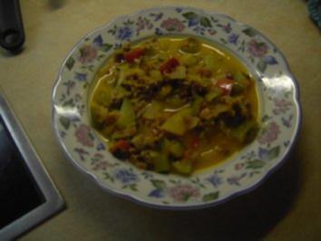 Hackfleisch - Chili-Hackpfanne mit Käse - Rezept
