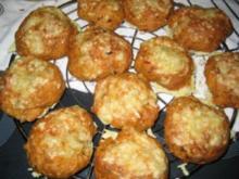 mediterrane Tomaten-Zwiebel-Brötchen - Rezept