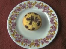 Und nochmal Muffins mit Inhalt - Rezept