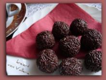 Weihnachtliche-Rumkugeln - Rezept