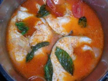 Fischsuppe aus Ancona - etwas wirklich Leckeres für Fischliebhaber - - Rezept