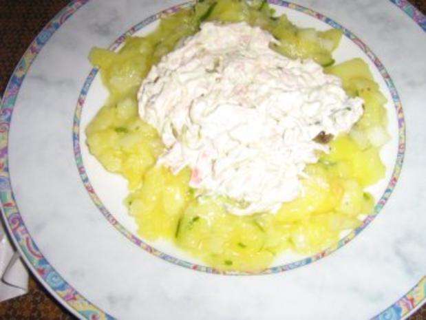 Russische Eier - Variante von Rosa - Rezept - Bild Nr. 3