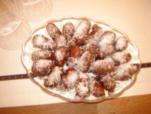 Feine Dattel Pralinen - Rezept