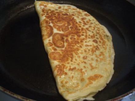 Ricotta Pfannkuchen - Rezept