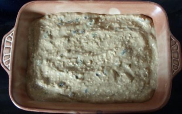Auflauf süss - Apfel-Kokos-Amarettini-Auflauf mit Rosinen - Rezept - Bild Nr. 3