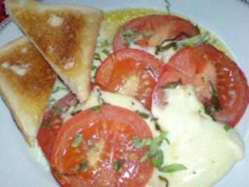 Tomaten-Mozzarella - Rezept