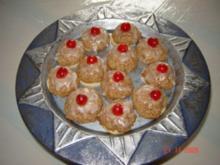 Weihnachtsplätzchen :  Nürnberger Elisenlebkuchen - Rezept