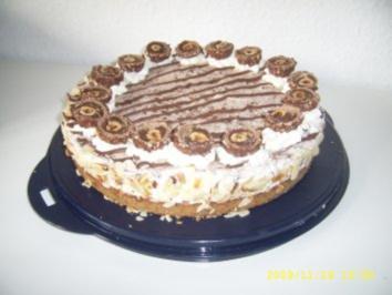 Rocher Torte Rezept Mit Bild Kochbar De