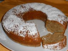 Bananen - Apfel - Kuchen - Rezept