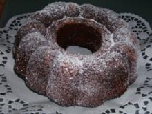 Ilonas Marmor-Marzipan-Kuchen - Rezept