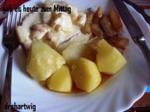 Überbackenes~Kassler mit Ananas - Rezept - Bild Nr. 11