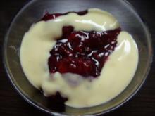 Dessert: Rote Beerengrütze - Rezept