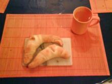 Frühstück: Gefüllte Sonntags-Croissants - Rezept