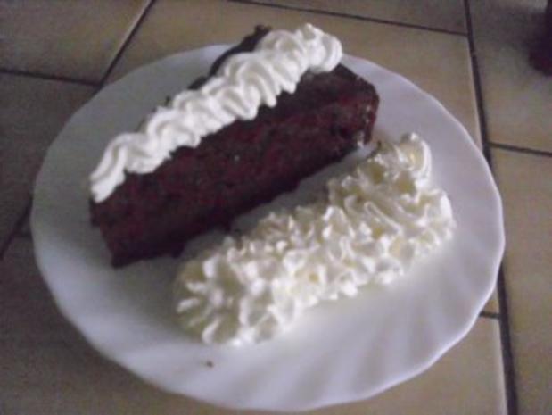 Kirsch Schoko Kuchen Rezept Mit Bild Kochbar De
