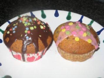 Prinzessinen-Muffins - Rezept