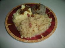 Sauerkraut *beschwipst* - Rezept