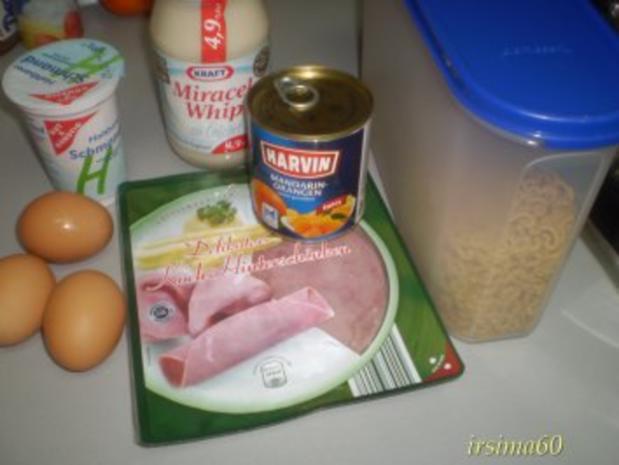 Nudelsalat mit fruchtiger Note - Rezept - Bild Nr. 2