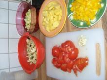 Ratatouille-Gemüseeintopf - Rezept