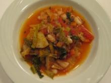 Ribollita – Italienische Wirsingsuppe mit Brot - Rezept