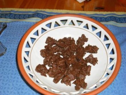 Chilli-Schoko-Crossies - Rezept