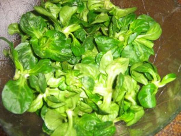 Feldsalat mit Fencheldressing - Rezept - Bild Nr. 2