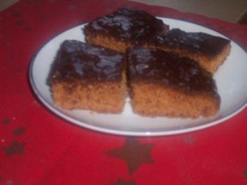 Lebkuchen mit Haselnuss - Rezept