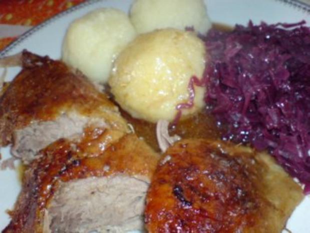 Entenbraten - Rezept - Bild Nr. 4