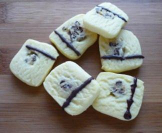 Marzipan-Shortbread - Rezept